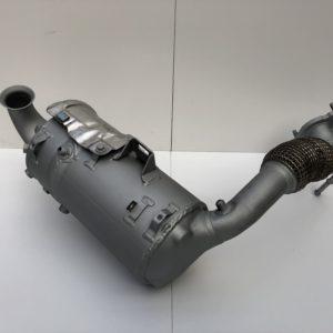 Ford Focus részecskeszűrő